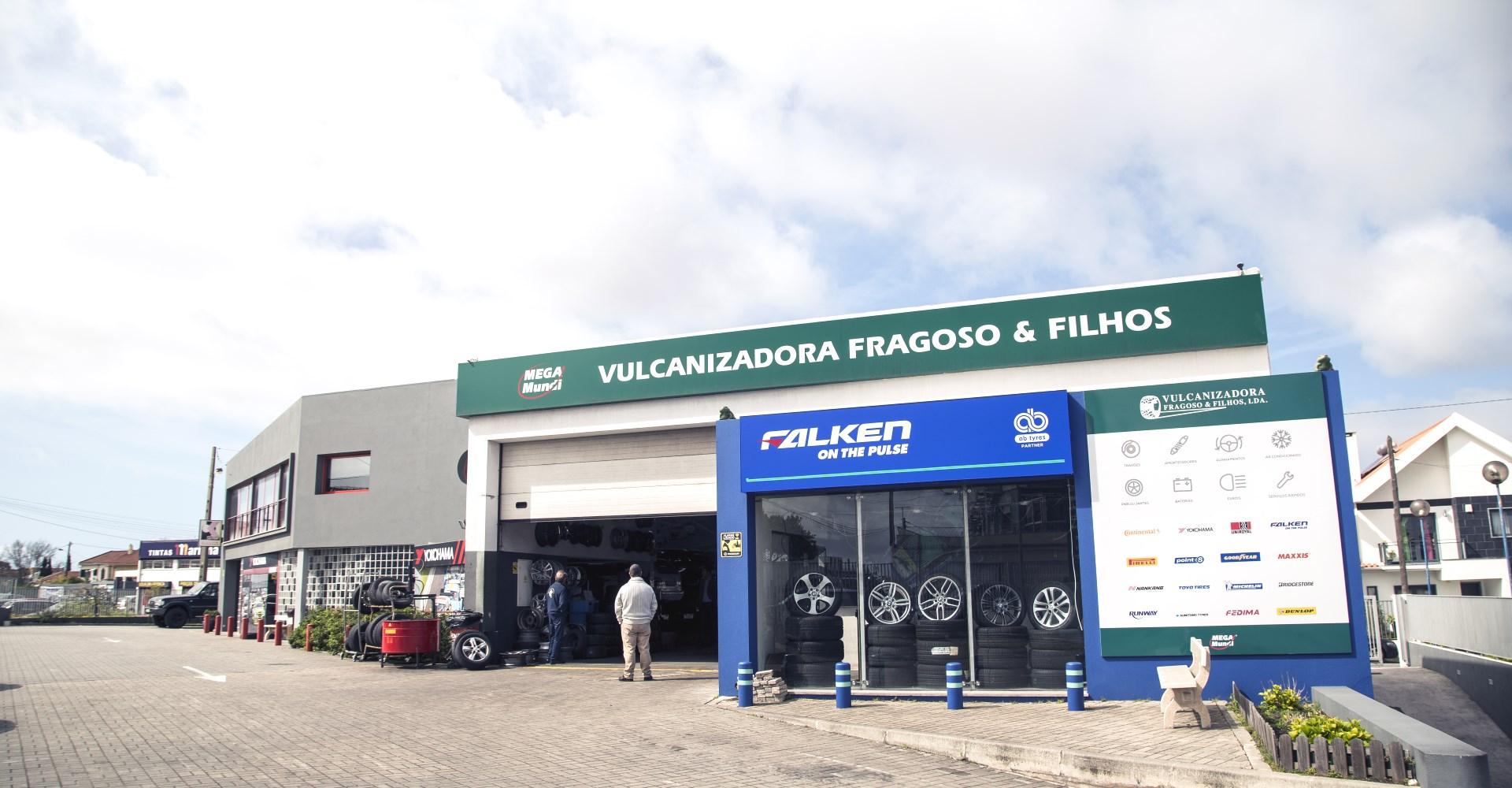 BEM-VINDO À VULCANIZADORA FRAGOSO & FILHOS